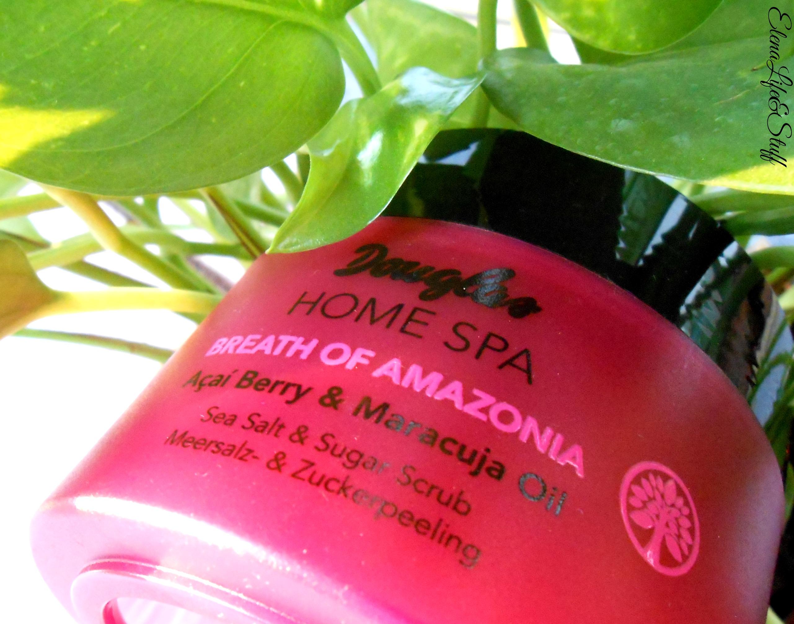 Review– Stuff Of Spa Elena Amazonia Home DouglasScrub Breath Lifeamp; CeBroWdx