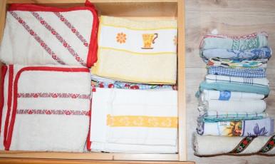 PRIMA: 19 asciugamani
